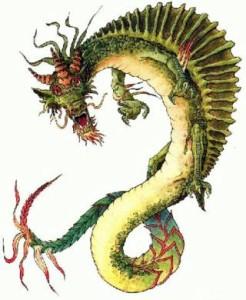 china-dragon-green